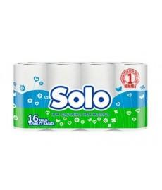 Solo Tuvalet Kağıdı 16'lı 3'lü Paket
